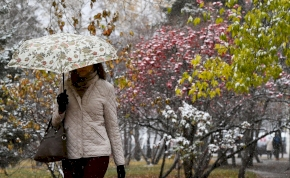 Elbúcsúzunk a vénasszonyok nyarától, drasztikus fordulatot vesz az időjárás