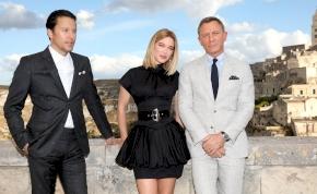 Befejezték az utolsó Daniel Craig-es James Bond forgatását