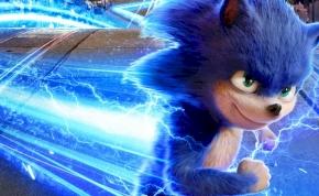 Így néz ki az újradizájnolás után Sonic, a sündisznó