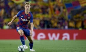 """""""Ezzel a mentalitással legenda lesz Barcelonában"""""""