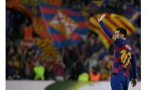 Messi-est a Camp Nouban: 2 gól, 2 gólpassz a Valladolid ellen – videó