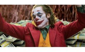 Szép pénzt keresett Joaquin Phoenix a Jokerrel
