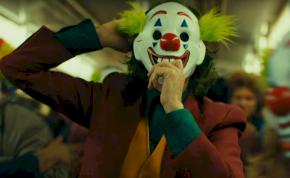 Joker maszkos rablót fogtak egy gyorsétteremben