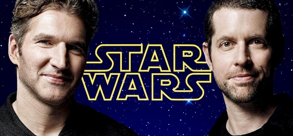 Kiderült, miről szólt volna a Benioffék Star Wars-trilógiája