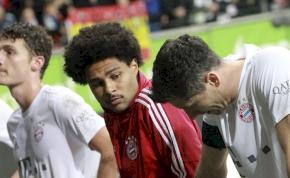 Felmosták a padlót a Bayern Münchennel – videó