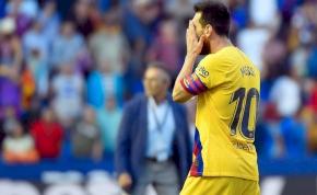 Hét perc alatt hármat rúgtak a Barcelonának, ki is kaptak a katalánok – videó