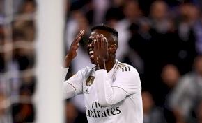 A Real Madrid nem tudta kihasználni a Barcelona botlását – videó