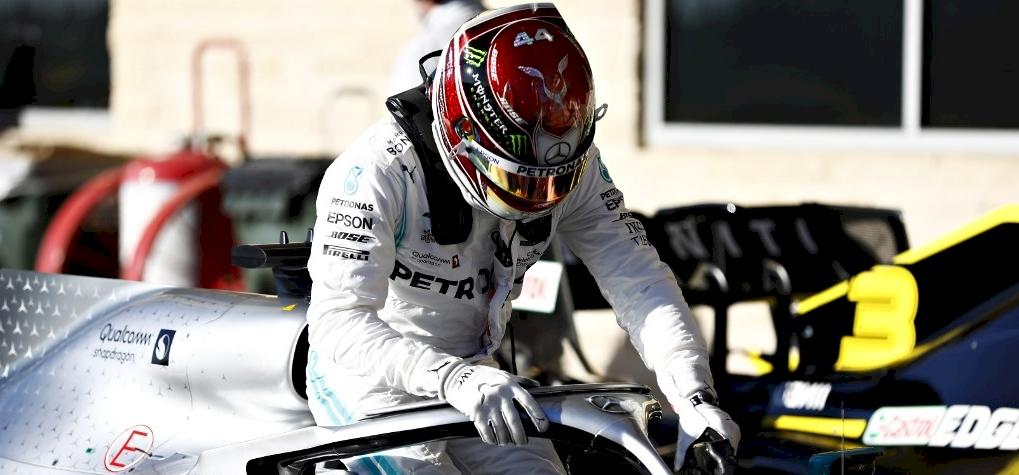 Austini csoda: Lewis Hamilton csak ötödik lett az időmérőn – galéria