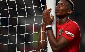 Pogbának nem könnyű néznie a United küzdelmét