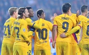 Olyat lépett a Barcelona, amit eddig még senki