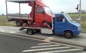 Vasas-drukker horrorkaravánt kapcsolt le a rendőrség