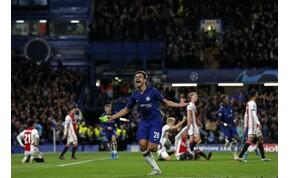 Chelsea-Ajax 4:4 – soha nem látott jelenetek Londonban