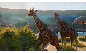 Építsd fel a saját állatkerted: Planet Zoo