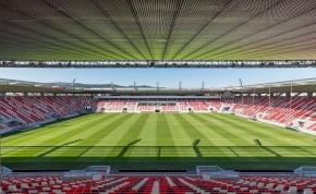 Ismét rangos díjat kapott a DVTK Stadion