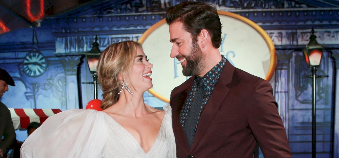 Meglepő, hogy mi a titka Emily Blunt és John Krasinski boldog házasságának