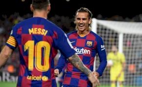 Messi és Griezmann nem beszélnek egymással