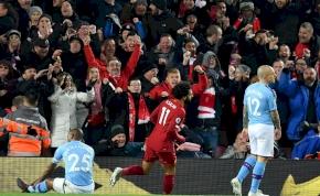 Guardiola őrjöngött, a Liverpool nyerte a City elleni rangadót – videó