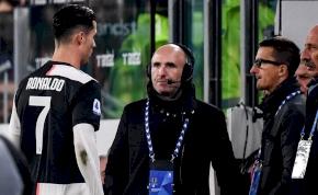 Ronaldo dühe: ilyen talán még nem történt a játékos karrierjében – videó
