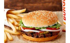 Kell a Burger Kinges-es műhús az ízlelőbimbóidnak?