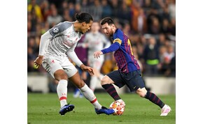 """""""Van Dijk jobban megérdemli az Aranylabdát, mint Messi"""""""