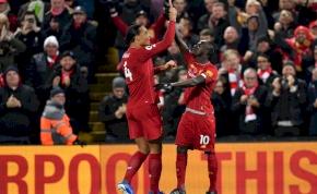 Így ünnepelte Szenegálban Mané családja a támadó gólját