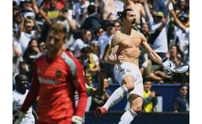 """Jöttem, láttam, hódítottam"" – elköszönt Ibrahimovic"