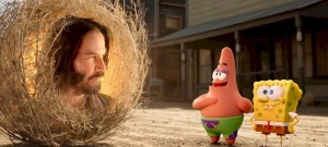 Keanu Reeves is szerepel az új Spongyabob filmben