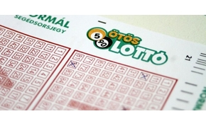 Szép pénzt kaszált, akinek legalább négyese volt az ötös lottón