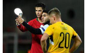 Vitray válik, Ronaldo és Dundika selfiezik – itt a heti top 5
