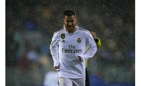 """""""Hazard nem szeretett keményen edzeni"""" – volt csapattárs mesélt a Real-játékosról"""