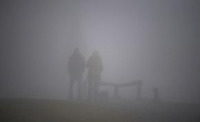 Nem elég a köd és a szél, néhány helyen még fagyni is fog