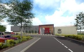 Csúcstechnológia a Liverpool új edzőközpontjában – mutatjuk