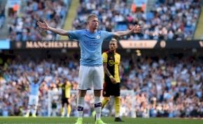 A focista, aki a legtöbb helyzetet alakítja ki a Premier League-ben