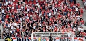 A DVTK-szurkolók egy csoportja verekedett az Újpest elleni meccs helyett – videó