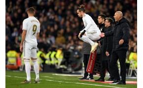 Bale-t nem kímélték Madridban – videó