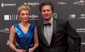 Nagy Ervin eljegyezte Borbély Alexandrát, a színész szerint ezért nem kopik a kapcsolatuk