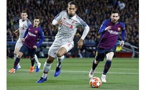 """""""Messi generációjának legjobbja, de Van Dijk érdemli az Aranylabdát"""""""