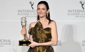 Magyar filmtörténeti esemény: Gera Marina Emmy-díjat kapott