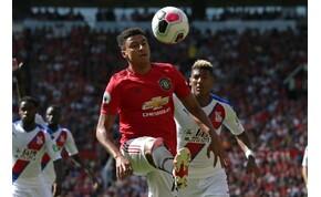 """""""Időpazarlás"""" – a Manchester United fiatalja a kritikákról"""