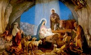 1400 év után Jézus bölcsőjének darabja visszatér Betlehembe
