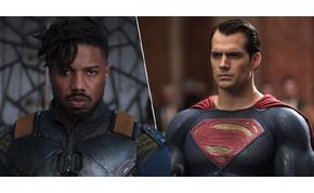 Henry Cavill-nek lőttek, Michael B. Jordan lehet az új Superman