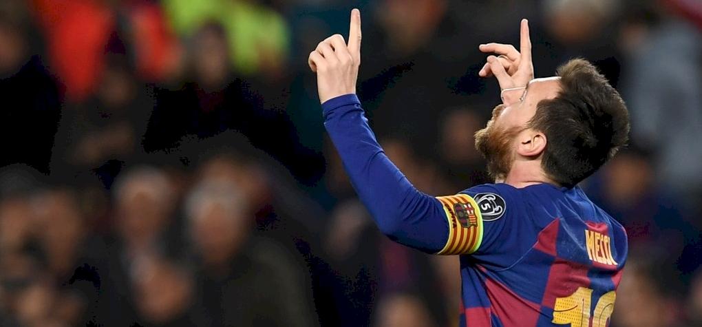 Bajnokok Ligája: Messi jubileumán nem erőltette meg magát a Barcelona – videó