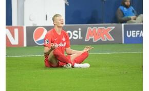 A Salzburg tinisztárja sorra dönti a rekordokat, Ronaldót is beérheti