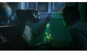 E.T. 37 év után visszatér a Földre