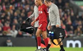 """""""Hatalmas veszteség"""" – idén már nem játszhat a Liverpool kulcsembere"""