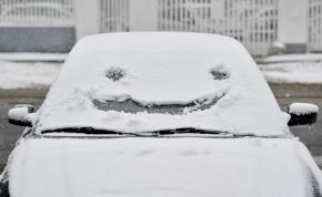 A hideg megmarad, a havazást felváltja a ködszitálás