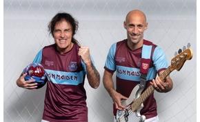 Egyedi mezzel jött ki egy Premier League-klub és az Iron Maiden