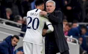"""""""Nem gondolom, hogy Mourinho és a Tottenham kapcsolatánál van jobb"""""""