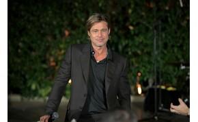 Brad Pitt: Angelina Jolie miatt lettem alkoholista