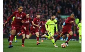 Messi elárulta, szerinte miért a Liverpool csatára az év játékosa